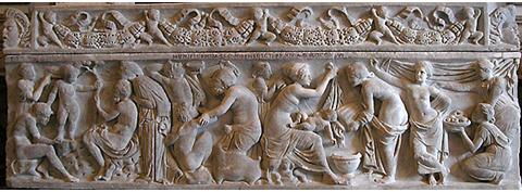 Infanzia Dioniso