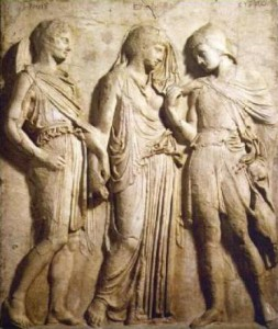 Orfeo Euridice e Mercurio