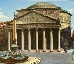Pantheon - tempio di tutti gli dei